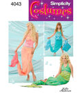 Simplicity Pattern 4043A All Sizes -Simplicity Crafts