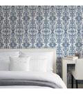 WallPops NuWallpaper Marrakesh Stripe Peel and Stick Wallpaper