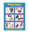Adjectives Learning Chart 17\u0022x22\u0022 6pk