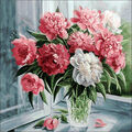 Collection D\u0027Art Diamond Embroidery/Printed/Gem Kit-Tranquility