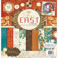 DCWV 12\u0022x12\u0022 Premium Paper Stack Far East