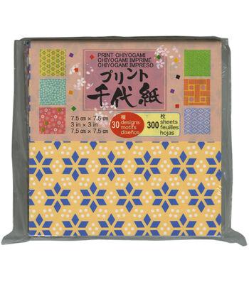 Aitoh Mini Print Origami Paper