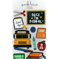 Park Lane Paperie 11 pk 3D Stickers-School Days