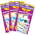 Color Harmony Positively Planning superShapes Stickers 3 Packs