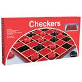 Pressman 6 pk Checkers Board Games