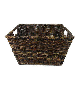Organizing Essentials 16''x12''x9.25'' Bacbac Rectangle Storage Basket