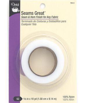 "Dritz Seams Great-5/8""W x 10yds"