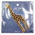 Fab Lab Wearables Giraffe Iron-on Applique