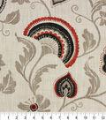 Hudson 43 Farm Multi-Purpose Decor Fabric-Pepper Mauritis