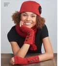 Simplicity Pattern 8273 Misses\u0027 Cold Weather Accessories