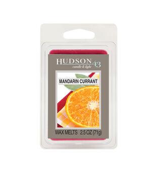 Hudson 43 Candle & Light Collection Wax Melt-Mandarin Currant