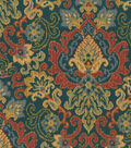 Waverly Multi-Purpose Decor Fabric 54\u0022-Magic Carpet/Sapphire