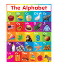 Scholastic Alphabet Chart 12pk