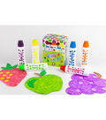 Do-A-Dot Art Tutti Frutti Scented Dot Markers, 6 colors