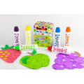 Do-A-Dot Art Tutti Frutti Scented Dot Markers, 6 colors