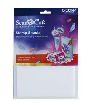 Brother ScanNCut Stamp Sheets