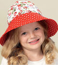 Kwik Sew Pattern K4164 Misses\u0027/Girls\u0027 2-in-1 Hat & Visor-Size XS-S-M-L