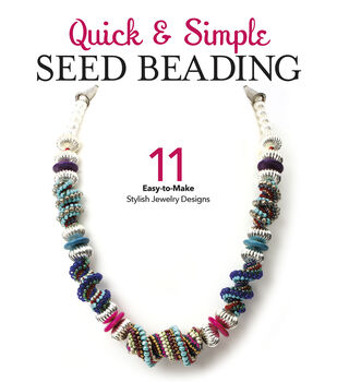 Quick & Simple Seed Beading Book