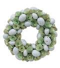 Easter Decor 13\u0027\u0027 Egg Wreath