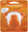Fiskars Corner Lever Punch-Medium Round
