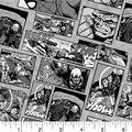 Marvel Comics Knit Fabric 58\u0027\u0027-Retro Comics