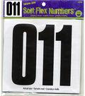 Sf Numbers 5In Blk