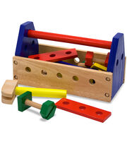 Melissa & Doug Tool Box & Tool Set, , hi-res