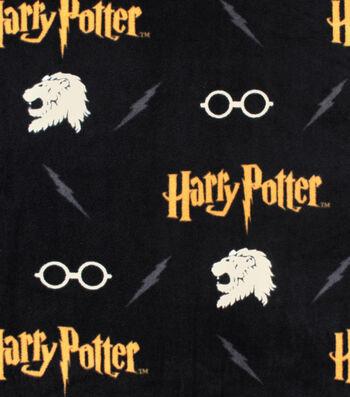 "Harry Potter Fleece Fabric 58""-Gryffindor Lion"