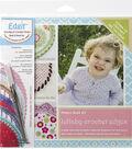Ammees Babies Edgit Piercing Crochet Hook & Book-Lullaby Crochet Edges