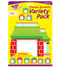 Year \u0027Round Houses Owl-Stars! Accents Variety Pack, 36 Per Pack, 6 Packs