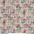 Home Essentials Lightweight Decor Fabric-Holkham Panorama Deco Berry
