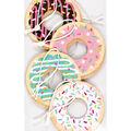 Jolee\u0027s Boutique 8 Pack 4\u0027\u0027x7\u0027\u0027 Donut Tags