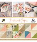 DCWV 36 Pack 12\u0027\u0027x12\u0027\u0027 Premium Stack Printed Cardstock-Preserved Paper
