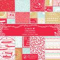 Papermania 12 Days Of Christmas Paper Pack 6\u0027\u0027x6\u0027\u0027