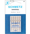 Schmetz Universal Point Machine Needles 5/Pk-Size 8/60