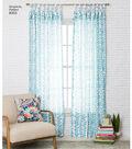 Simplicity Pattern 8355 Window Treatments