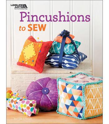 Pincushions to Sew Book
