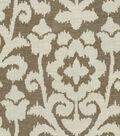 Waverly Multi-Purpose Decor Fabric 54\u0022-Kamala Kilim/Fog