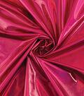 Yaya Han Cosplay Mirror Foil Fabric-Hot Pink