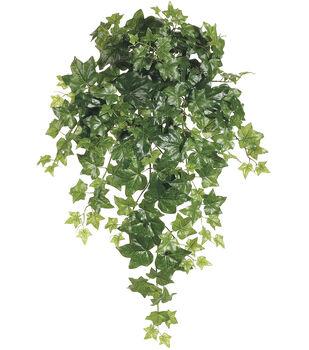 "30"" Puff Ivy Bush-Green"