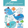 Jolee\u0027s Boutique Dimensional Stickers-Cutesy Whales