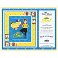 Quilt Kit-The Wiggles Emma Blue  by Riley Blake