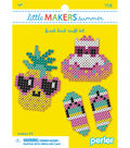 Little Makers Summer Fused Bead Craft Kit-Pool Party