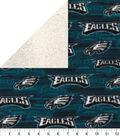 Philadelphia Eagles Fleece Fabric-Sherpa