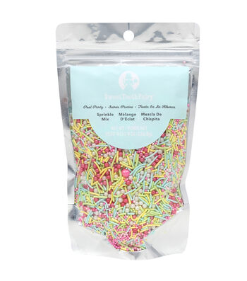 Sweet Tooth Fairy 8 oz. Sprinkle Mix-Pool Party
