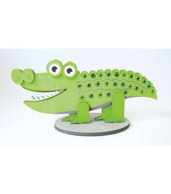 3D Foam Gator Kit