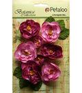 Botanica Ranunculus Flowers 1\u0022 To 1.7\u0022-Fuchsia