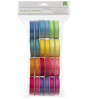 Premium Ribbon 24 Spools Value Pack-Neon, , hi-res