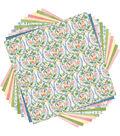 Cricut Deluxe Paper-Modern Mixed Petals