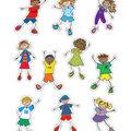 Fantastic Kids Accents 30/pk, Set Of 6 Packs